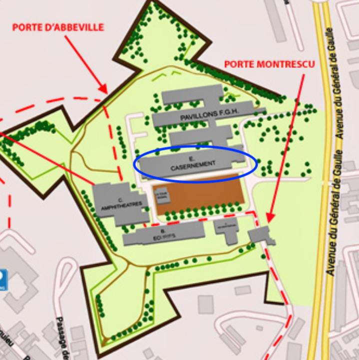 Citadelle plan FLE